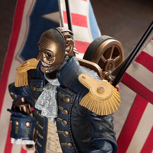 BIOSHOCK INFINITE George Washington Patriot Action Figure