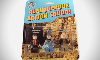'Breaking Bad' LEGO Set