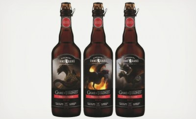 Game of Thrones Booze Bottles