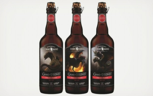 Game of Thrones Booze Bottles