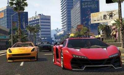 Grand Theft Auto 5 Online Spring Updates