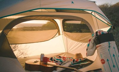 The Ticla TeaHouse 3 Tent