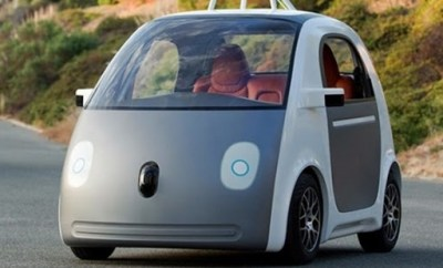 Google Reveals Its Self-Driving Cars
