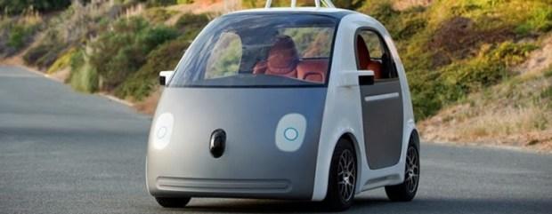 Google Reveals Its Self-Driving Cars