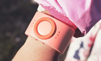 Tinitell Is A Wearable Children's Phone