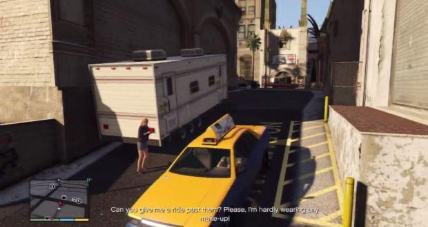 Lindsay Lohan Sues Over GTA 5,