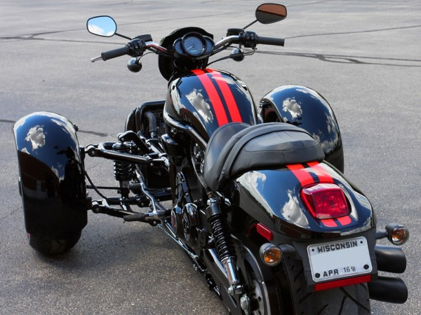 Scorpion Trike Conversion Kit