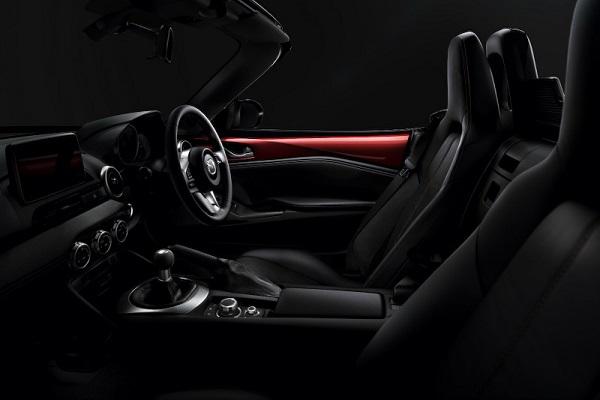 The All-New Mazda 2016 MX-5 Miata