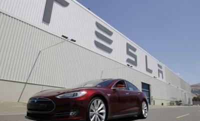 Gigafactory by Tesla