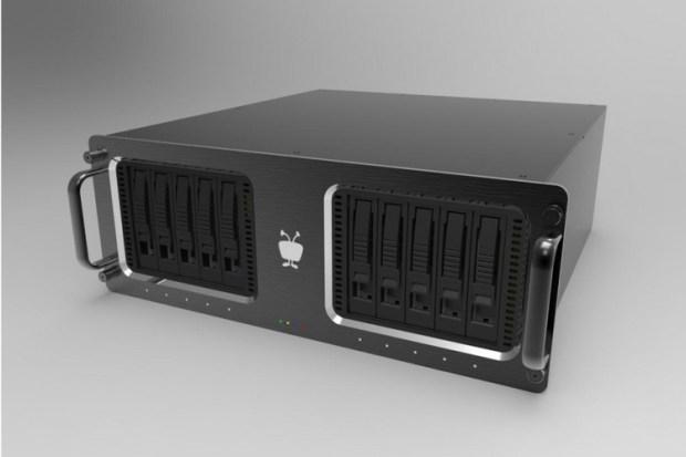 Gigantic TiVo with 24TB of Storage