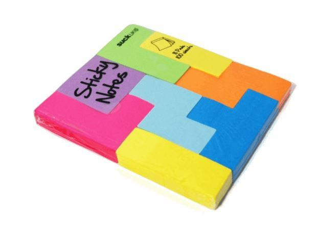 Tetris Sticky Notes