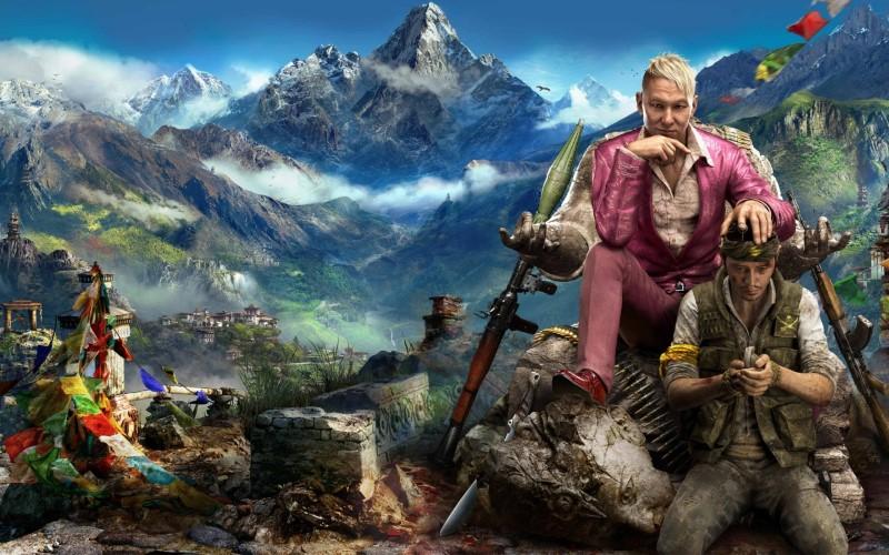 Far Cry 4 New Crawl Gameplay Trailer