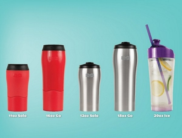 Spill Proof Coffee Mug