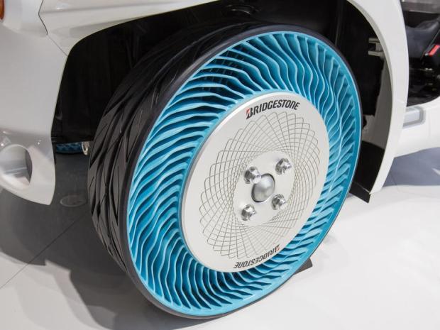 Bridgestone Air Free tires