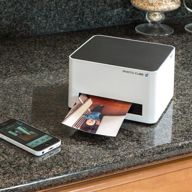 WiFi Photo Cube Printer