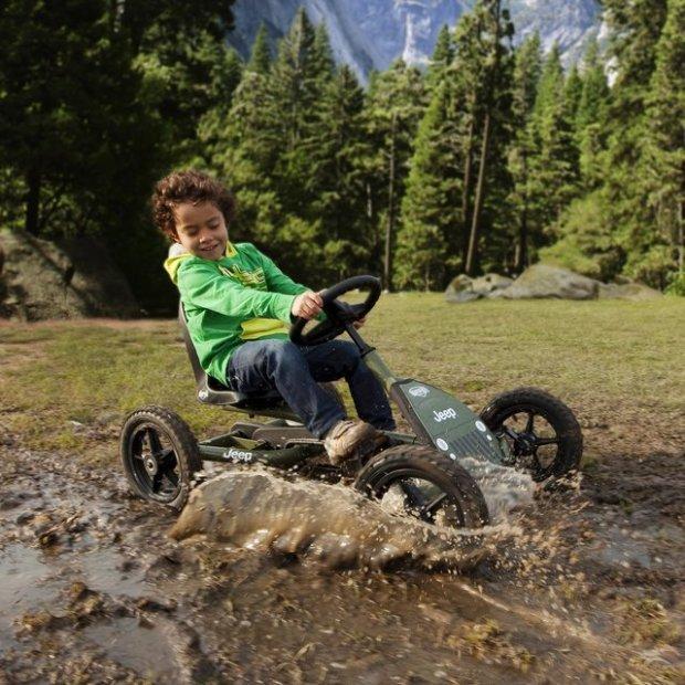 Berg Jeep Junior Pedal Kart