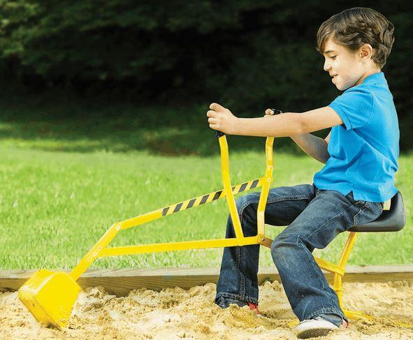 Awesome Kids Sand Excavator