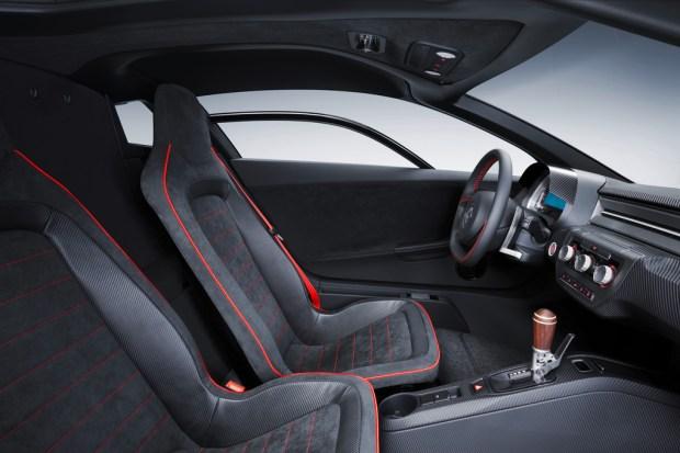 Volkswagen XL1 The Most Futuristic Car