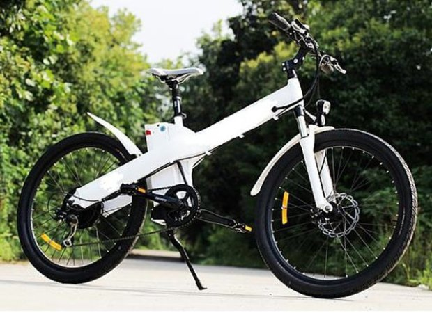 Jetson Mount Electric E-Bike