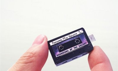 Guardians of the Galaxy Awesome Mix Vol. 1 Tape USB Stick