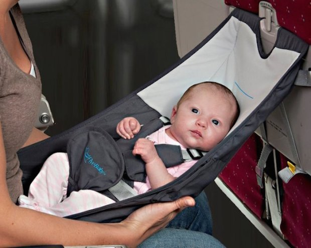 this Flyebaby Airplane Baby Seat