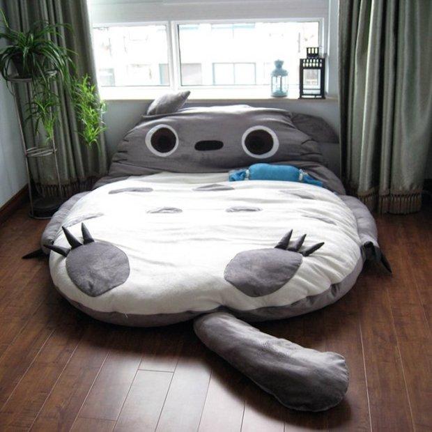 My Neighbor Totoro Bed