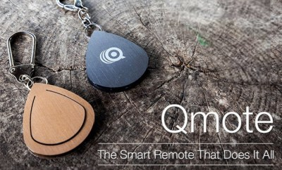Qmote Smart Remote For Smartphones