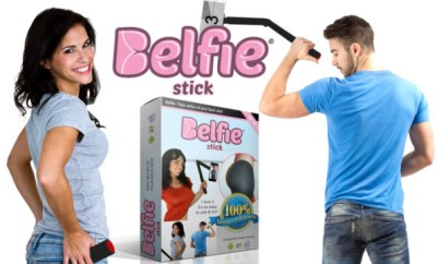 Now Take A Belfie Of Your ASS!