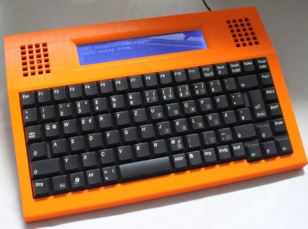 DIY Commodore 64