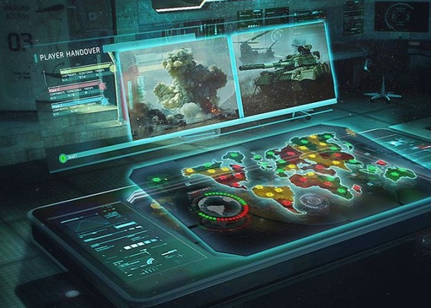 Classic Board Game RISK Now Available On Xbox And PS4