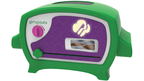 A Girl Scout Cookie Oven Exists
