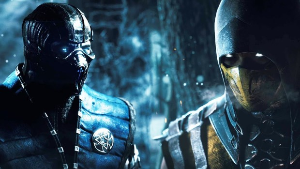 Mortal Kombat X Reptile Gameplay
