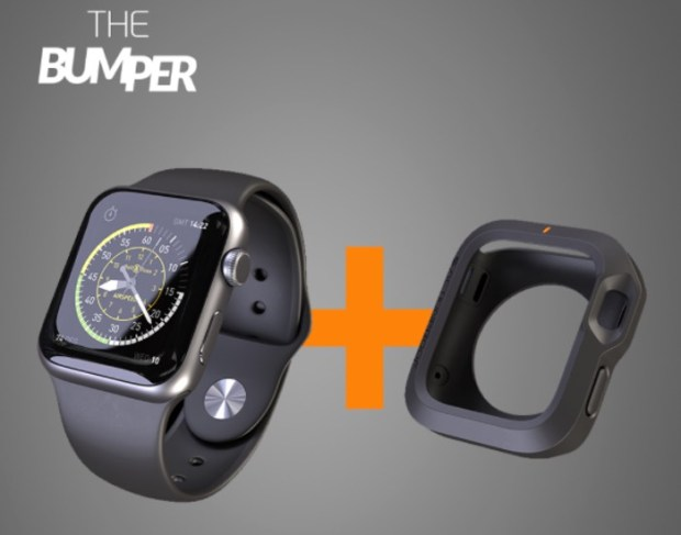 Apple Watch Bumper Case