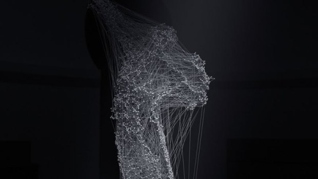 Artists Hacked an Xbox Kinect and Create an Experimental Film