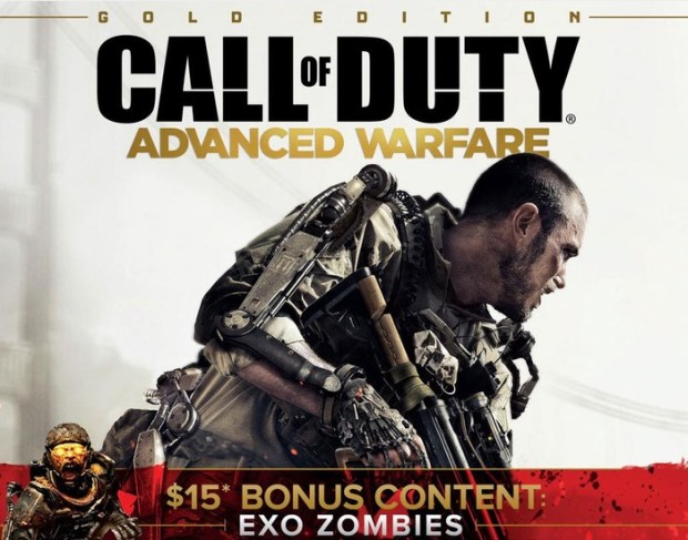 Call of Duty Advanced Warfare Gold Edition Launches For Xbox One