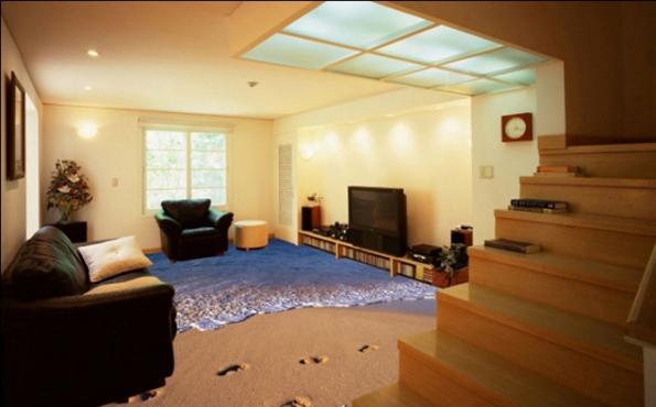 3D Flooring