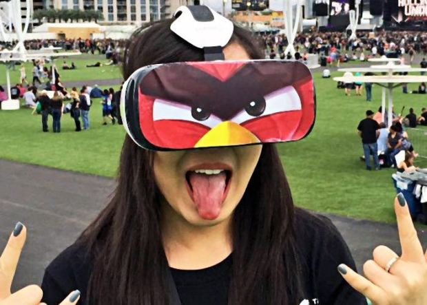 Angry Birds Virtual Reality Game Being Developed