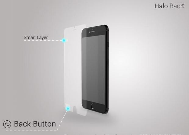 Halo Smart Layer Adds A Magical Back Button To Your iPhone