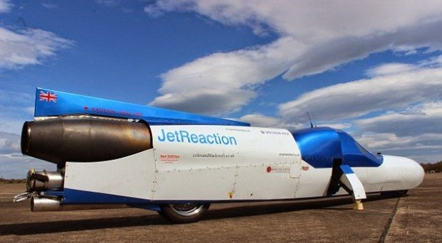 Jet Powered Super Bike is Set to Become The Fastest Two Wheeler On Earth