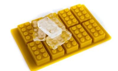 The LEGO Brick Ice Cube Tray