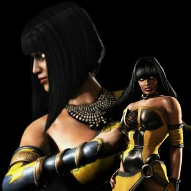 Mortal Kombat X Tanya DLC is Coming!