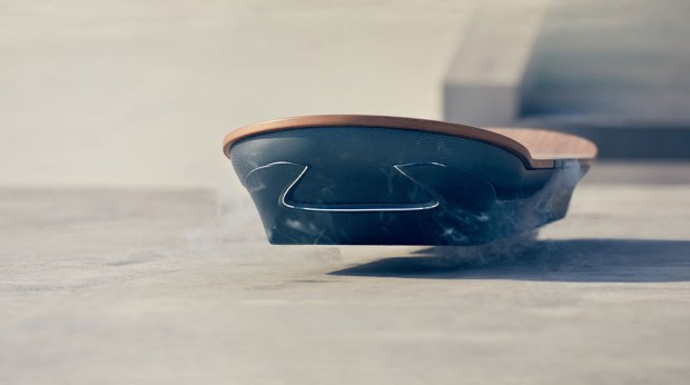 Lexus Unveiled a Real, Working Hoverboard