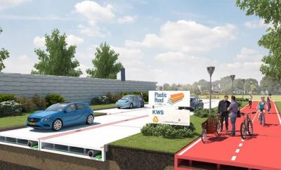 Plastic Roads Is The Future