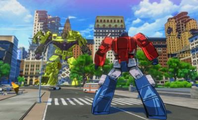 Transformers: Devastation Trailer