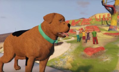 SCOOBY-DOO Opening Credits Recreated in GRAND THEFT AUTO V