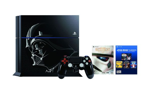 Star Wars Darth Vader PlayStation 4 Bundles
