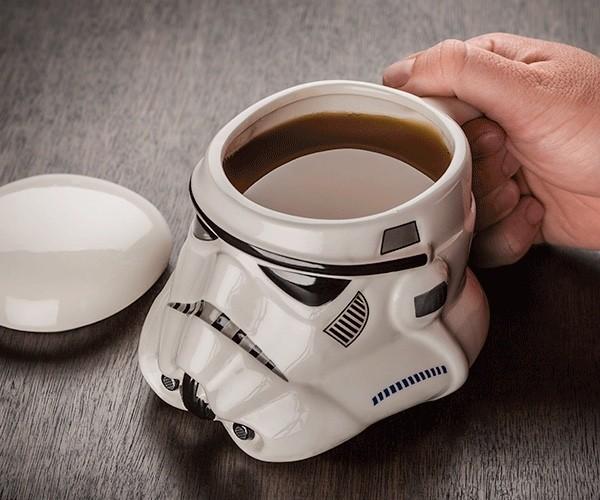 Stormtrooper Helmet Mug
