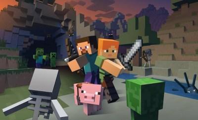 Minecraft is Heading to Nintendo's Wii U Console