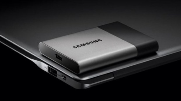 Samsung Developed a Tiny 2TB Portable SSD