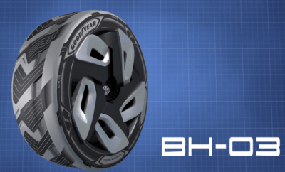 Electricity Generating Tires